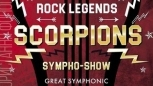 Lords of the sound. Scorpions show
