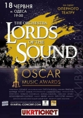 Lords of the Sound. Oscar Music Awards