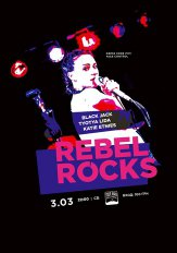 Rebel Rocks | Afterparty