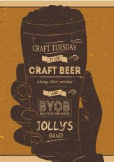 Craft Tuesday with Jolly's