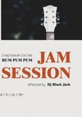Jam Session c Rum Pum Pum